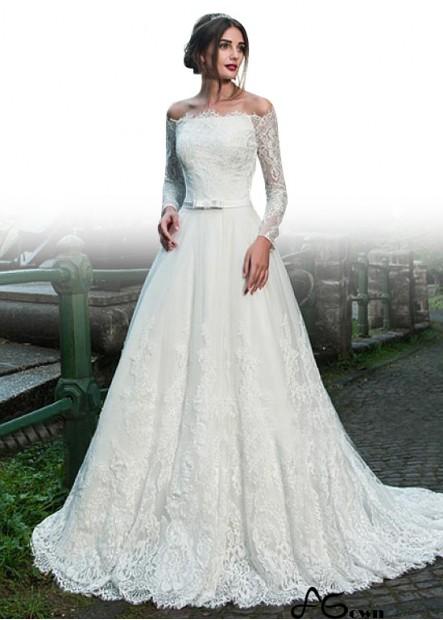 Agown Wedding Dress T801525332652