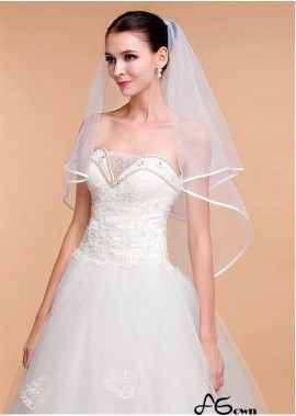 agown Wedding Veil T801525382041