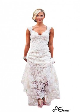 Agown Plus Size Wedding Dress T801525321585