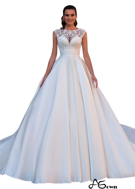 Agown Wedding Dress T801525336917