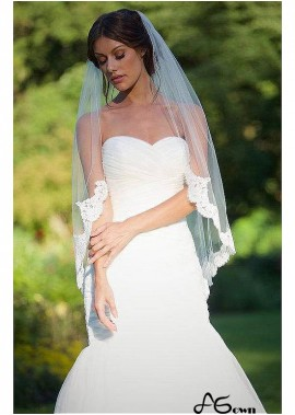 agown Wedding Veil T801525665883