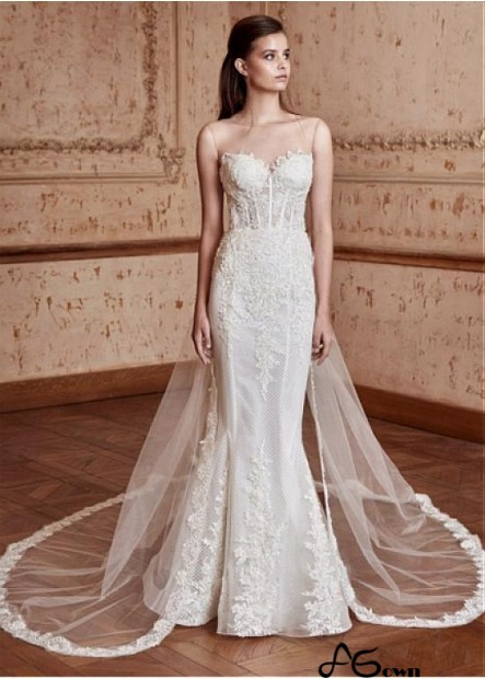agown Lace Wedding Dress T801525383791
