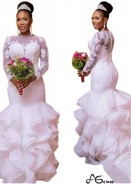 agown Plus Size Wedding Dress T801525318282