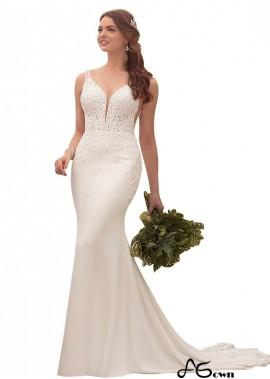 agown Plus Size Wedding Dress T801525336728