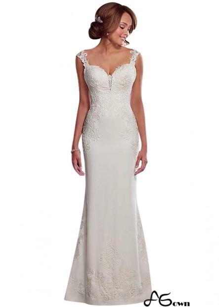Agown Wedding Dress T801525326148