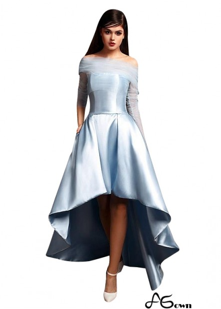 Agown Short Wedding Dress T801525336921