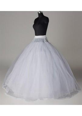 Eight-layer yarn super Peng trade foreign trade boneless skirt support wedding skirt support petticoat super large skirt Petticoat T901554189031