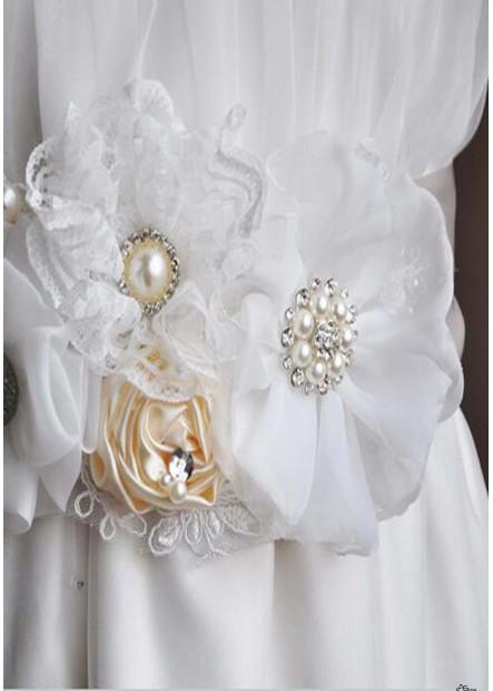 Wild Luxury Aesthetic Handmade Sashes t901556007450